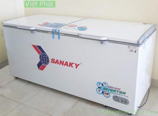 Tủ đông SanakyInverter 761 lít VH-8699HY3