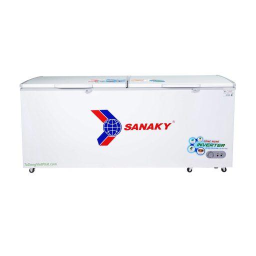 Tủ đông SanakyVH-8699HY3 Inverter 761 lít 1 ngăn đông