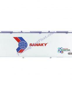 Mặt trước tủ đông Sanaky INVERTER VH-1199HY3