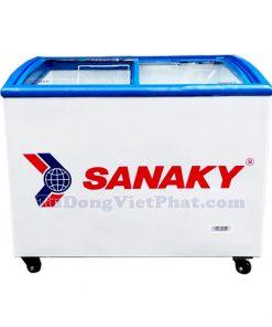 Tủ đông Sanaky VH-282K, mặt kính cong