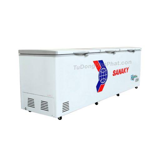 Tủ đông Sanaky INVERTER VH-1199HY3, 900L 3 cánh