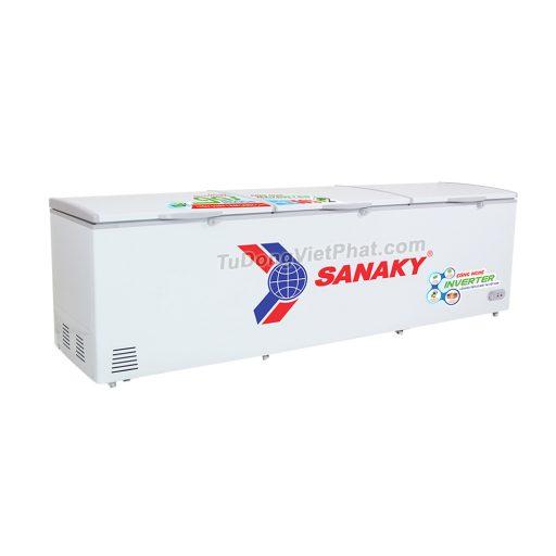 Tủ đông Sanaky INVERTER VH-1199HY3, 900L 1 ngăn đông
