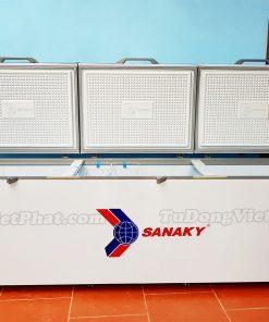 Tủ đông Sanaky VH-1399HY3, 1143L INVERTER 3 cánh