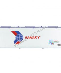 Mặt trước tủ đông Sanaky INVERTER VH-1399HY3