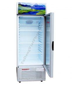 Bên trong tủ mát Sanaky VH-308K