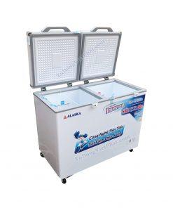 Tủ đông Alaska FCA-3600CI 350L 2 ngăn đông mát Inverter