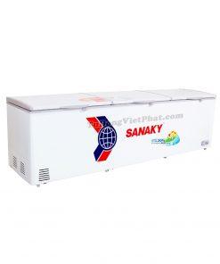 Tủ đông Sanaky VH-1199HY, 900L 3 cánh dàn đồng