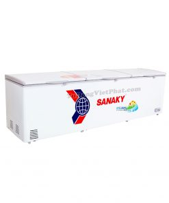 Tủ đông Sanaky VH-1399HY, 1143L 1 ngăn đông dàn đồng