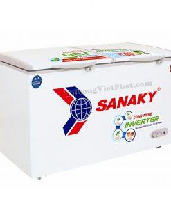 Tủ đông mini Sanaky VH-2599W3, Inverter 2 ngăn 200L