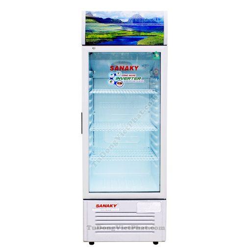 Tủ mát Sanaky 300L VH-308K3 Inverter