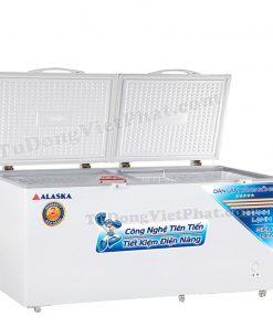 Tủ đông Alaska HB-950C 950L 1 ngăn đông dàn đồng