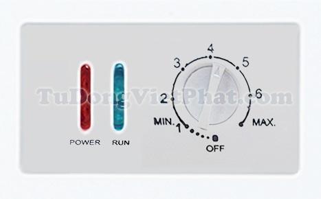 Bảng điều khiển tủ đông Alaska FCA-4600CI