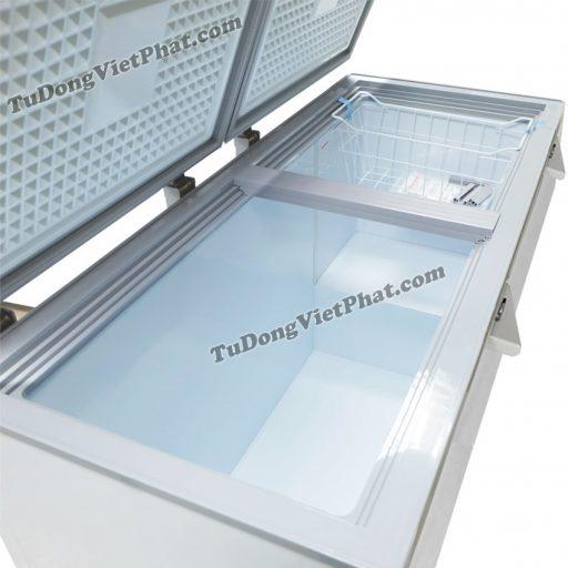 Bên trong tủ đông mini Sanaky VH-2299A3, Inverter