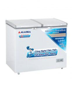 Tủ đông Alaska BCD-5068C 500L 2 ngăn đông mát dàn đồng