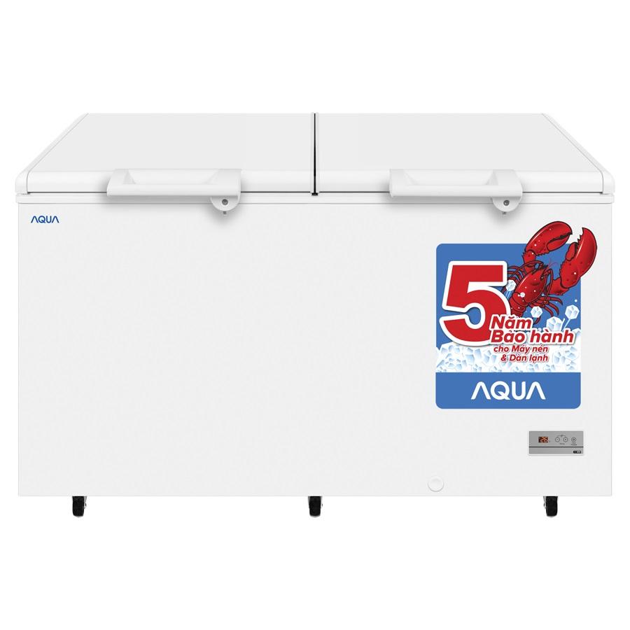 Tủ đông không đóng tuyết Aqua AQF-F435ED 429 lít - Giá rẻ T11/2020