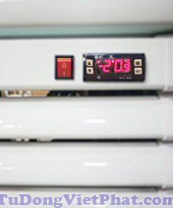 Bảng điều khiển tủ đông đứng mặt kính Alaska IFC-100G2