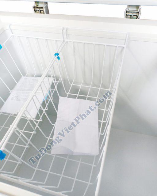 Giỏ treo bên trong tủ đông không đóng tuyết Aqua AQF-F435ED
