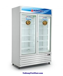 Tủ đông đứng mặt kính Alaska IFC-100G2 800 lít