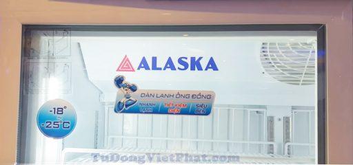 Tủ đông đứng mặt kính Alaska IFC-45G