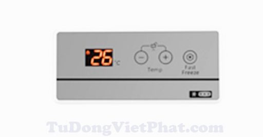 Bảng điều khiển tủ đông Aqua AQF-F435ED