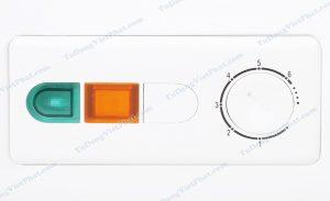 Bảng điều khiển tủ đông mini Aqua AQF-155EGD 145 lít
