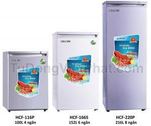 Có nên mua tủ đông cho gia đình?