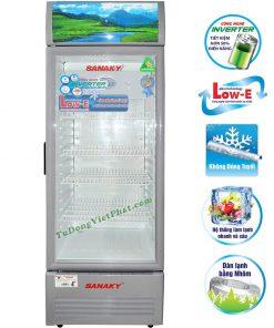 Tủ mát Sanaky 400l VH-408K3L Inverter công nghệ Low-E