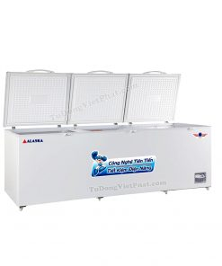 Tủ đông Alaska HB-1400 1 ngăn đông 3 nắp dỡ 1400L