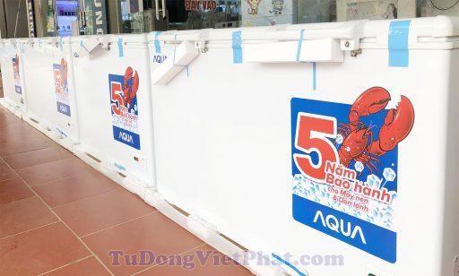 Tủ đông Aqua AQF-525ED