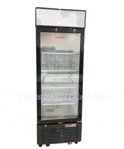 Tủ đông đứng mặt kính Sanaky VH-768K, 590 lít