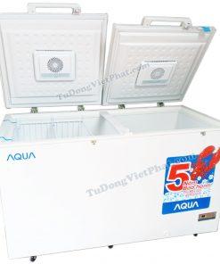 Tủ đông không đóng tuyết Aqua AQF-F435ED 429 lít