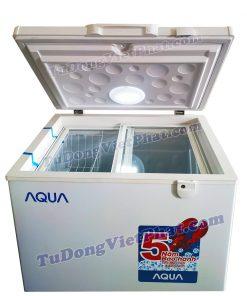 Tủ đông mini Aqua AQF-155EGD 145 lít