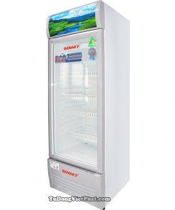 Tủ mát Sanaky VH-258KL, 250 lít công nghệ Low-E