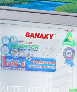 Tủ mát Sanaky 350L VH-358K3L công nghệ Inverter