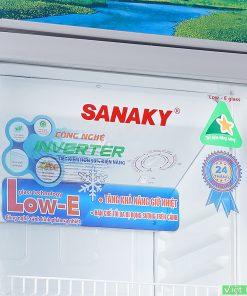 Tủ mát Sanaky 350L VH-408K3L công nghệ Inverter