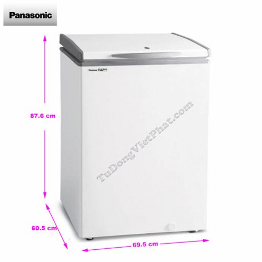 Kích thước tủ đông mini Panasonic SF-PC499VN