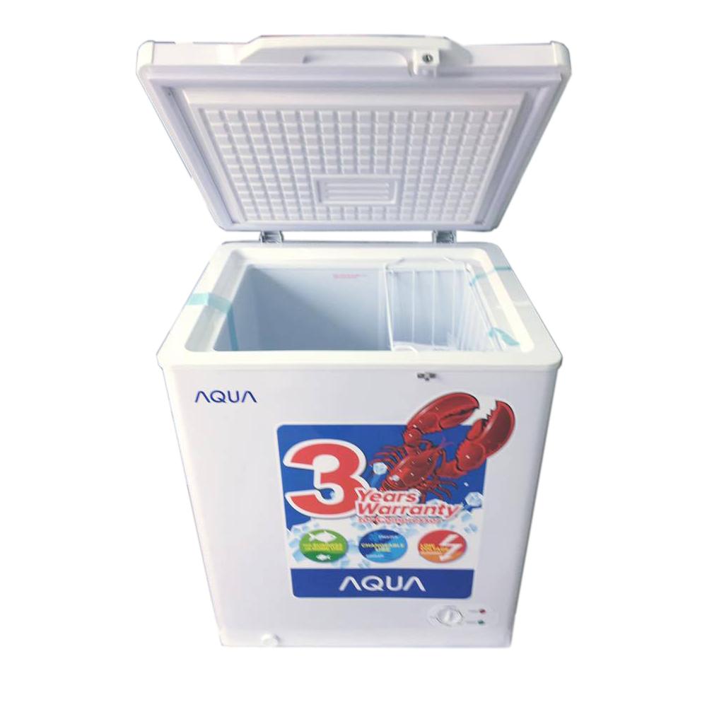 Tủ đông mini Aqua AQF-C210 110 lít - Chính hãng Giá rẻ