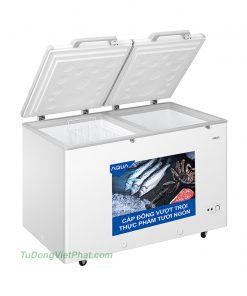 Tủ đông AQUA AQF-C5702E Inverter 365L 2 ngăn