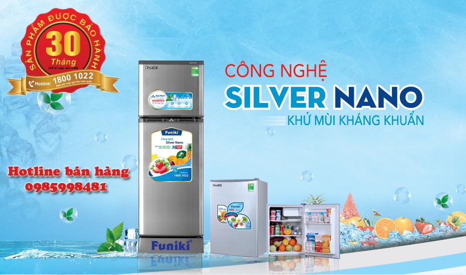 Tủ lạnh Funiki