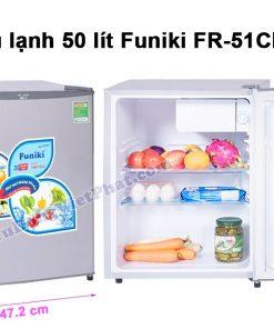 Tủ lạnh Funiki FR-51CD 50 lít
