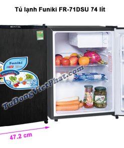 Tủ lạnh Funiki FR-71DSU 74 lít