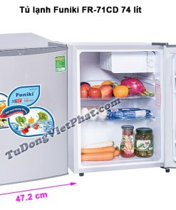 Tủ lạnh Funiki FR-71CD 74 lít