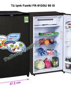 Tủ lạnh Funiki FR-91DSU 90 lít