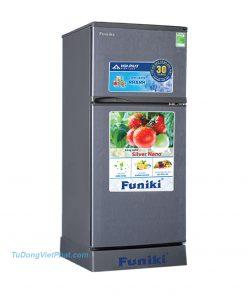 Tủ lạnh Funiki FR-132CI tủ mini 2 cánh 130 lít không đóng tuyết