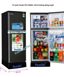 Tủ lạnh Funiki FR-136ISU 136 lít không đóng tuyết