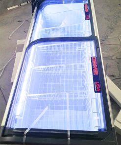 Tủ đông mặt kính Denver AS 980K 600L