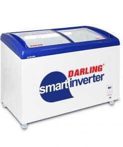 Tủ kem mặt kính Inverter Darling DMF-3079ASKI, 300L