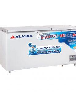 Tủ đông Alaska HB-650CI 650L Inverter 1 ngăn đông dàn đồng