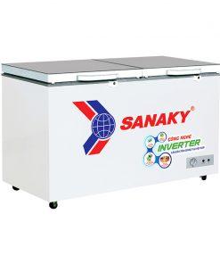 Tủ đông Sanaky INVERTER VH-4099A4K mặt kính cường lực