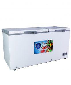 Tủ đông Sumikura SKF-600D, 600L 2 ngăn đông mát